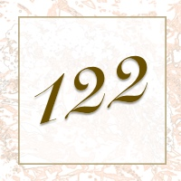 number 122 meaning