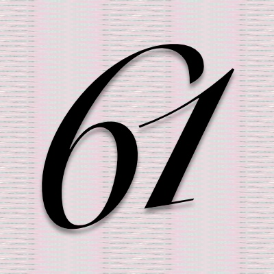 Number 61 Meaning
