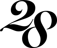28 >> Number 28 Meaning