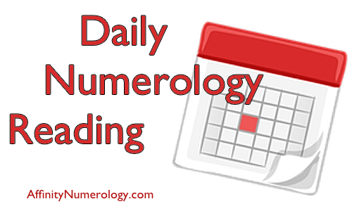 Daily Numerology Reading Calculator