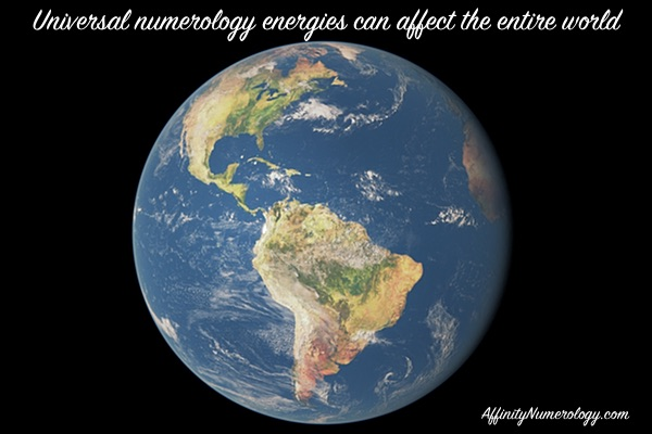 universal day number 17 october numerology